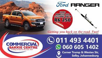 ford ranger t6 steering rack