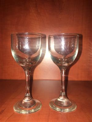 Sherry Glasses - set of 2