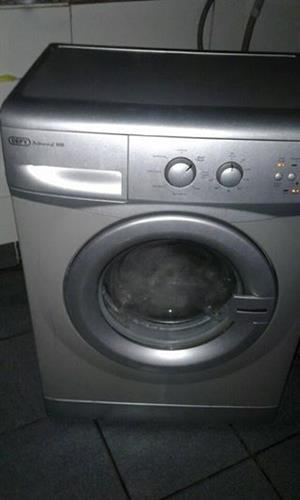 Defy automaid 600 front loader washing machine