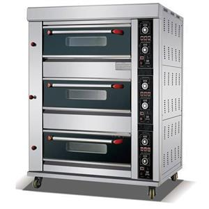 3 Deck 9 Tray Baking Oven Now Available