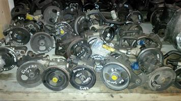 Power steering pumps for sale.