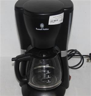 Rusell hobbs coffee maker S037153A #Rosettenvillepawnshop