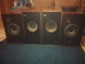 Any Unwanted broken amps and speakers