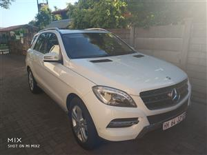 2012 Mercedes Benz ML 500