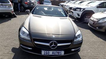 2013 Mercedes Benz SLK 200 auto