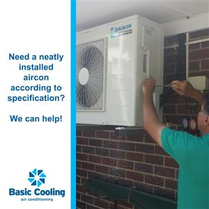 Need an Aircon service at your home or office?