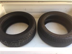 Dunlop Grandtrek PT2A 285/50r20 112v