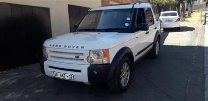 2013 Land Rover Discovery 3 TDV6 SE