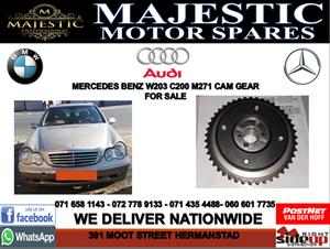 Mercedes benz W203 C200 M271 cam gear for sale