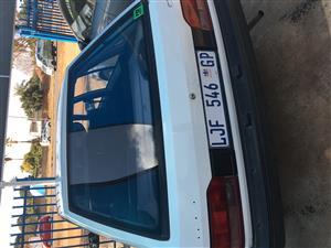 1993 Ford Laser