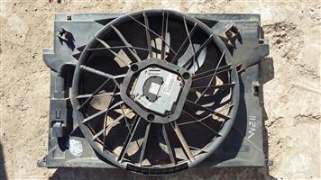Merc W 211 Fan