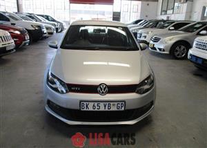 2011 VW Cross Polo