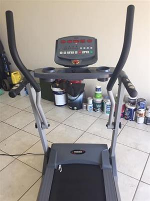 Trojan cross walker treadmill