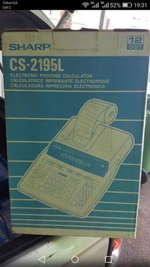Brand New electronic Printing calculator