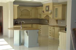 Stunning, french kitchen
