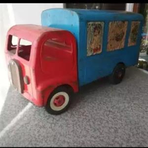 Tin toys for sale