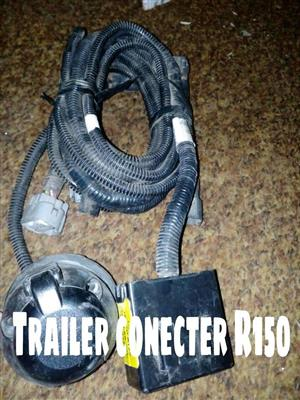 Trailer connector te koop