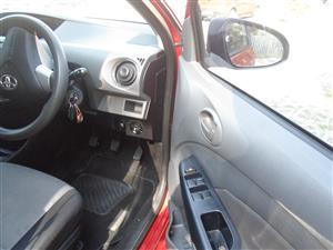 2013 Toyota Etios hatch ETIOS 1.5 Xi 5Dr