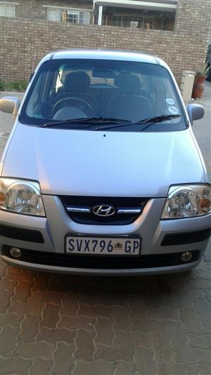 2007 Hyundai Atos