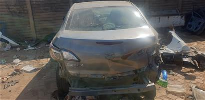 Mazda 3 Stripping For Spares 1.6 Engine