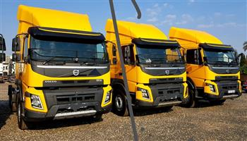 Volvo FMX horse selling fast