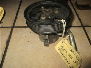 JEEP CHEROKEE KJ 2002 2.5 CRD POWER STEERING PUMP FOR SALE
