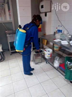 Pest Control Services From R100 Per Room