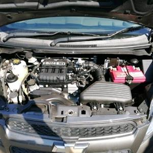 2015 Chevrolet Spark 1.2 Pronto panel van