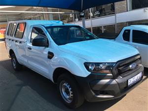 2017 Ford Ranger 2.2