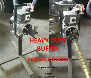 Heavy Duty Buffer