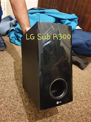 LG Subwoofer