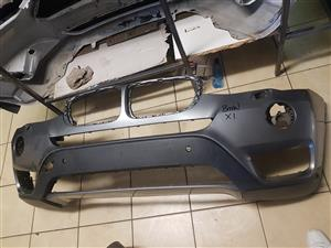 BMW X1 FRONT BUMPER FOR SALE