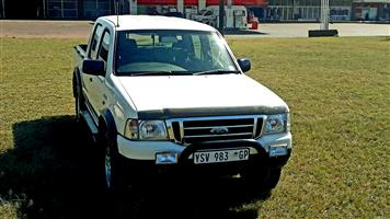 2006 Ford Ranger double cab RANGER 2.2TDCi XLT P/U D/C