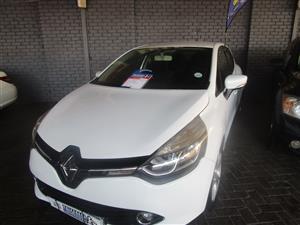 2013 Renault Clio 1.6 Avantage