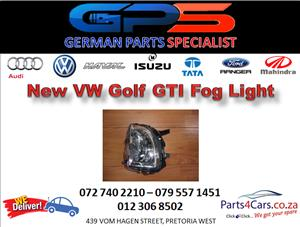 New Golf GTI Fog Light for Sale