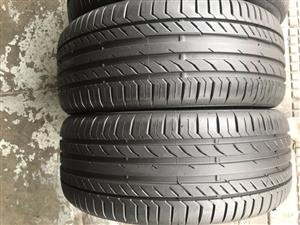 275/45R21 CONTINENTAL TYRES FOR SALE
