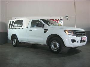 2014 Ford Ranger 2.2 (aircon)