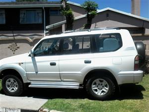 1999 Toyota Land Cruiser Prado 4.0 VX