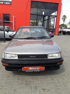 1993 Toyota Corolla 160i GLE automatic