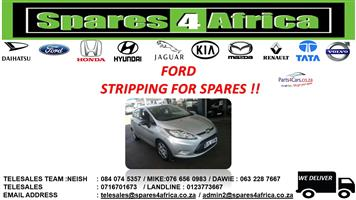 FORD STRIPPING FOR SPARES