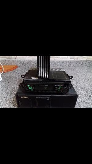 Sanyo sound system for sale