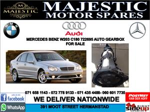 Mercedes benz W203 C180 722695 auto gearbox for sale used