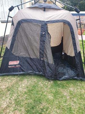 Coleman cabin instant 4 person tent