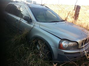 2003 VOLVO XC90 T6 STRIPPING SPARES