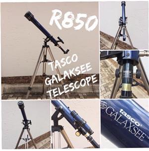 Tasco Galaxee Telescope