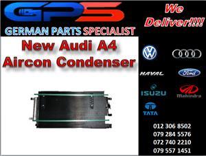 New Audi A4 2008-2011 Aircon Condenser for Sale