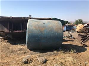4500lt Diesel tanks