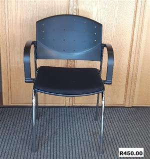 Stacker Visitor chairs (used)