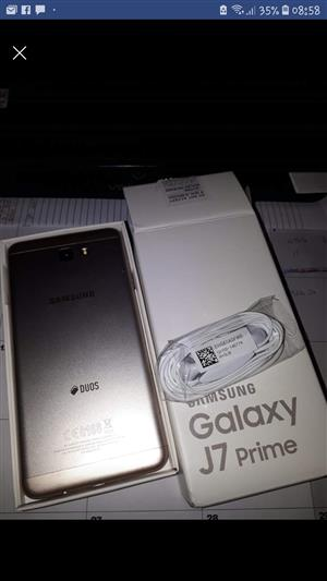 Samsung Galaxy J7 Prime Dual Sim gold