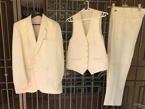 Carducci 3 piece Italian suit